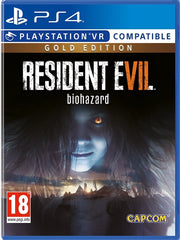 Resident Evil 7 Gold Edition P4 front cover