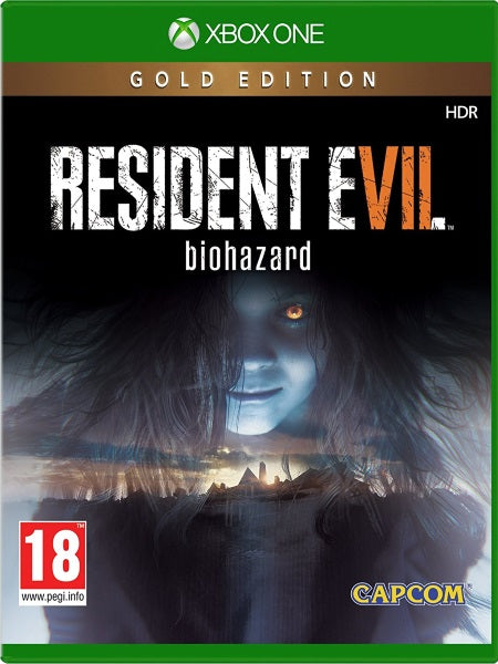 Resident Evil 7 Gold Edition
