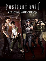 Resident Evil Origins Collection NSW front cover