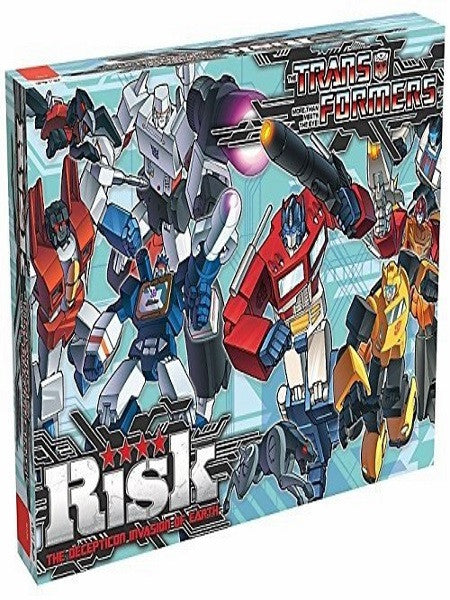 Risk - The Transformer Edition