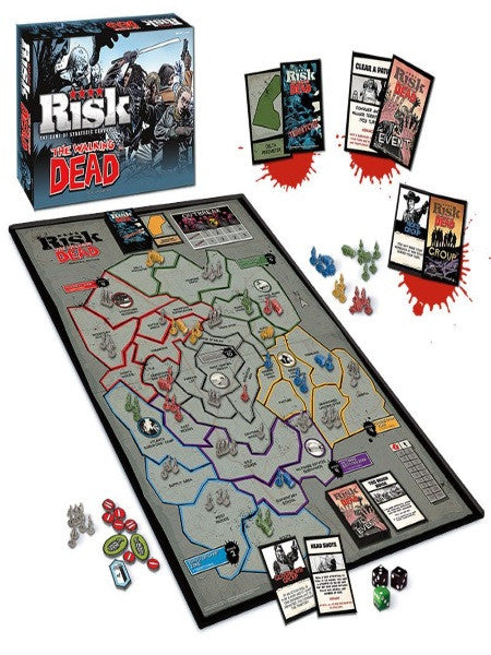 Risk - The Walking DEAD - Survival