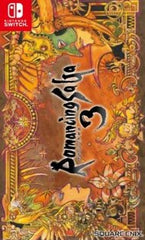 Romancing SaGa 3 (Multi-Language)  NSW front cover