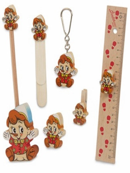 Bartolucci SCHOOL SET PINOCCHIO BIG