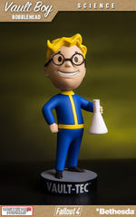 Fallout Vault Boy Bobble Head Series 3 Science