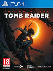 Shadow of the Tomb Raider P4 front cover