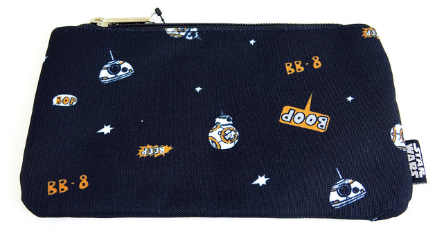 Star Wars Droid Cosmetic Bag  by Loungefly