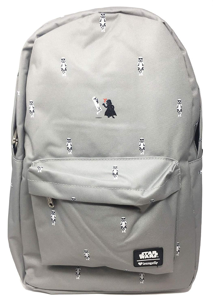 Star Wars Grey Force Choke Backpack  by Loungefly