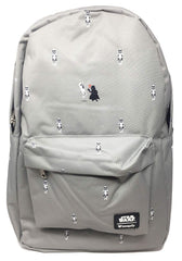 Star Wars Grey Force Choke Backpack  by Lounglefly