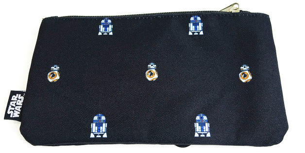 Star Wars Space Droid Cosmetic Bag  by Loungefly