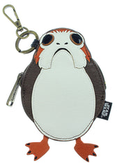 Star Wars The Last Jedi Porg Coin Bag