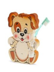 Bartolucci Toothbrushes Holder Dog