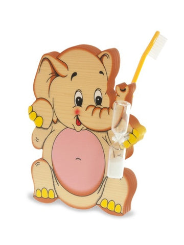 Bartolucci Toothbrushes Holder Elephant