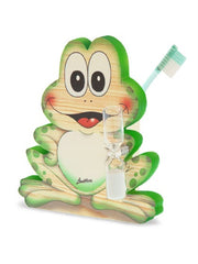 Bartolucci Toothbrushes Holder Frog