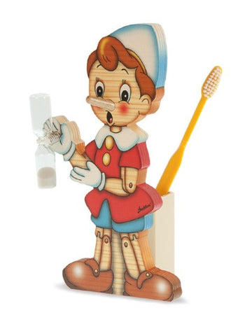 Bartolucci Toothbrushes Holder Nose Pinocchio
