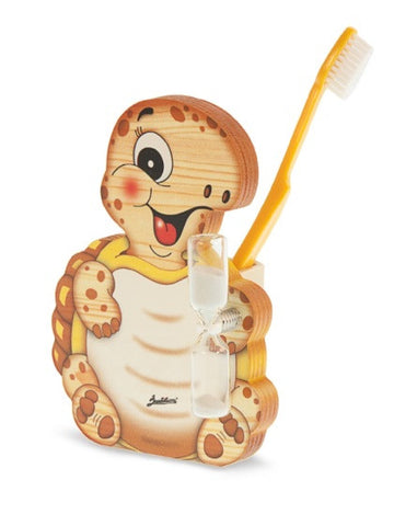 Bartolucci Toothbrushes Holder Turtle