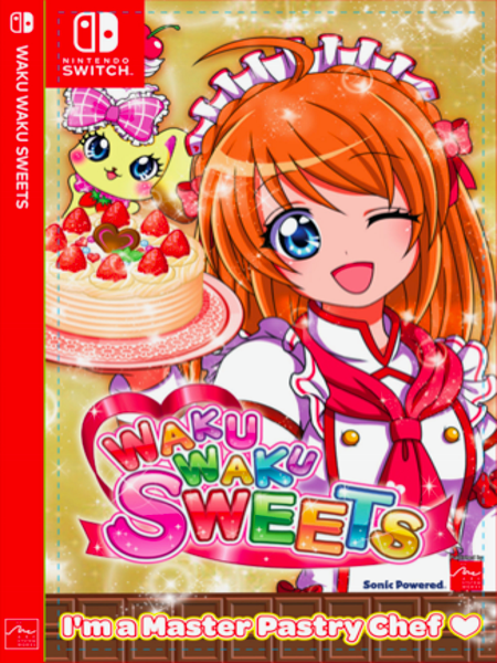 Waku Waku Sweets NSW front cover