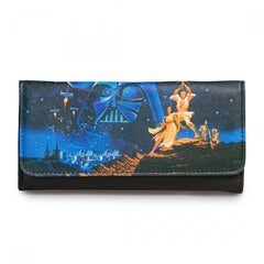 Star Wars Luke and Leia Wallet