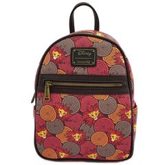 Disney Lion King Printed Mini Backpack  by Loungefly
