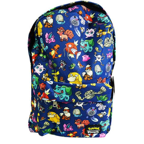 Pokemon All Time Fave Backpack