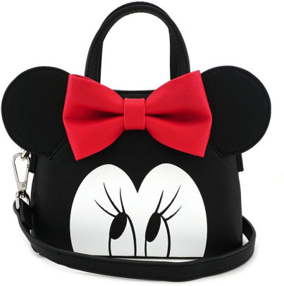 Disney Minnie Mouse Eyes Micro Bag front