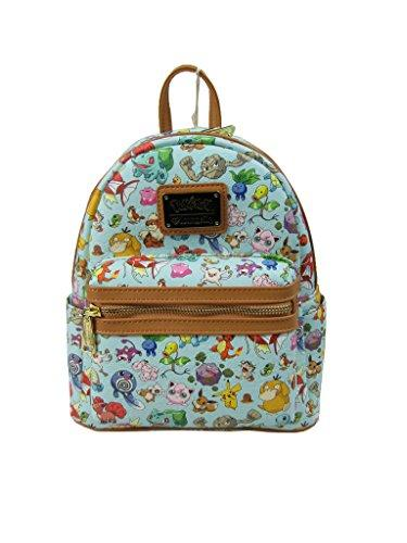 Pokemon All Time Fave Mini Backpack