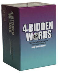 4 Bidden Words by What Do You Meme box