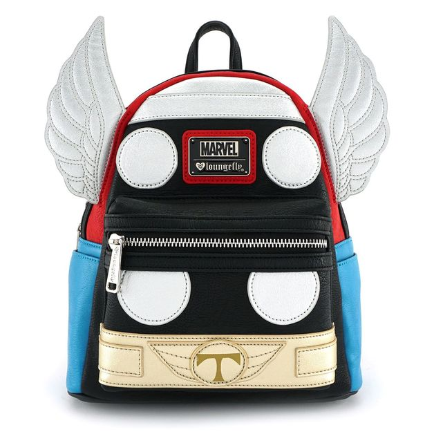 Marvel Thor Ragnarok Cosplay Mini Backpack  by Loungefly