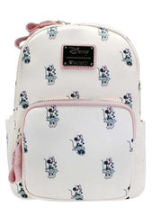 Disney Minnie Pastel Mini Backpack  by Lounglefly