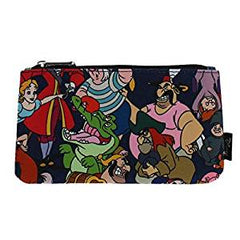 Disney Peter Pan Characters Cosmetic Bag
