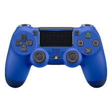 New DS4 Controller Wave Blue