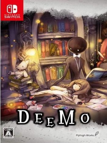 Deemo Nintendo switch cover