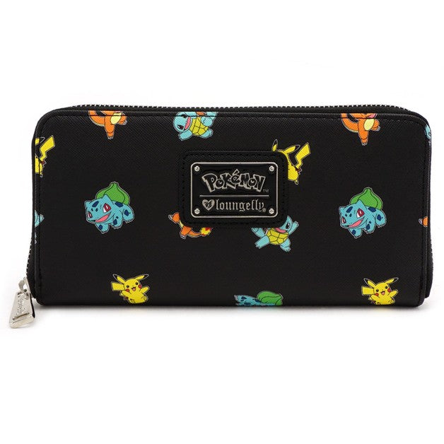 Pokemon Starters Fashion Wallet by Loungefly