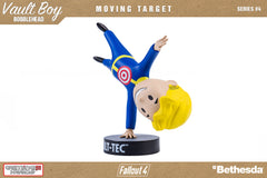 Fallout 4 Vault Boy 111 Bobble Head Series 4 Moving Target