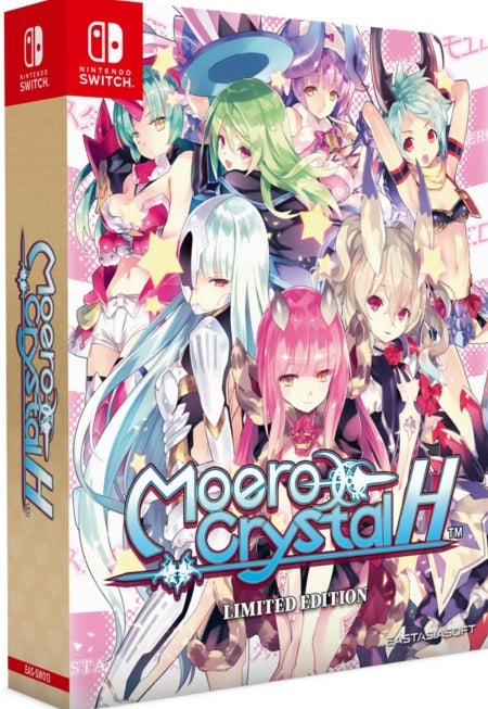 Moero Crystal H Limited Edition NSW front cover