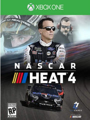 NASCAR Heat 4 Xbox One front cover