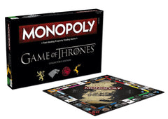 Monopoly Game of Thrones Coll. ED