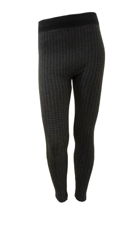 Black and grey houndstooth leggings <br>unit price £3.25