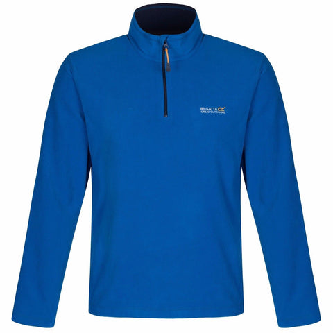 Regatta Great Outdoors Thompson Half Zip Fleece Top <br> unit price £3.95