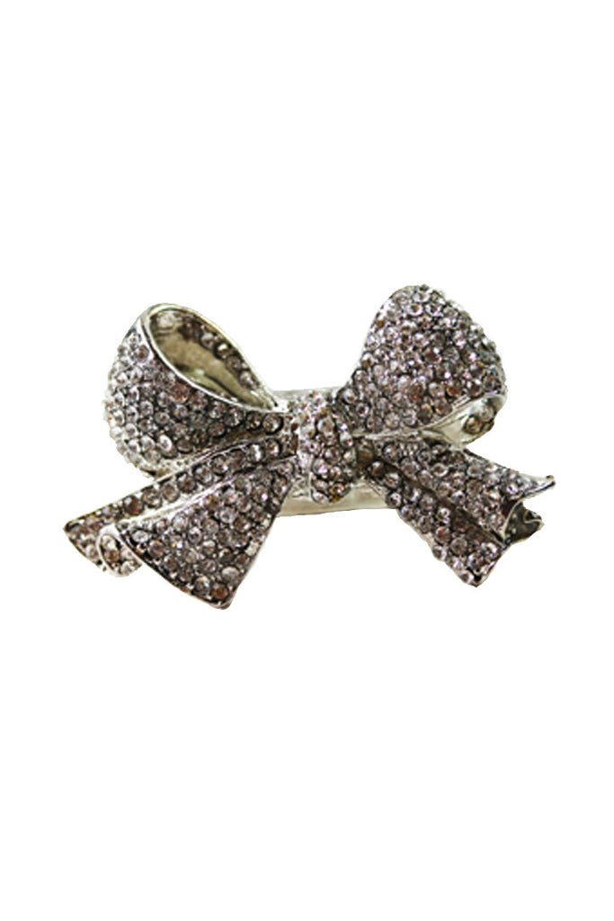 Stretch Bow Ring Accessories - Lingerie Basement