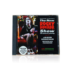 The New Rocky Horror Show: 25 Years Young - Live Recording - CD