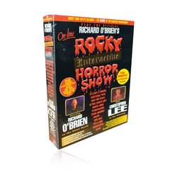 The Rocky Interactive Horror Show - PC CD Rom Game