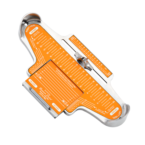 Centimeter Jr Brannock Device