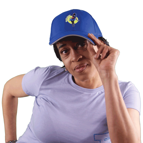 Platinum Stilettos Yazz Boo Cap - Platinum Stilettos , Ladies Cap, Platinum Stilettos - Ladies Activewear, Graphic Tees, Sweatshirts, Leggings, gym wear and more