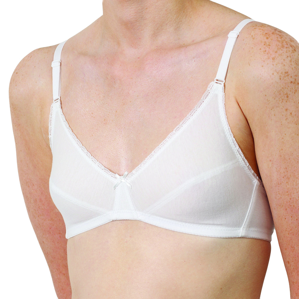 Twin Pack 100% Cotton Bras
