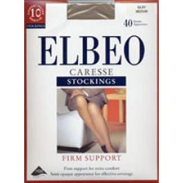 Elbeo Secret Support (Caresse) Stockings