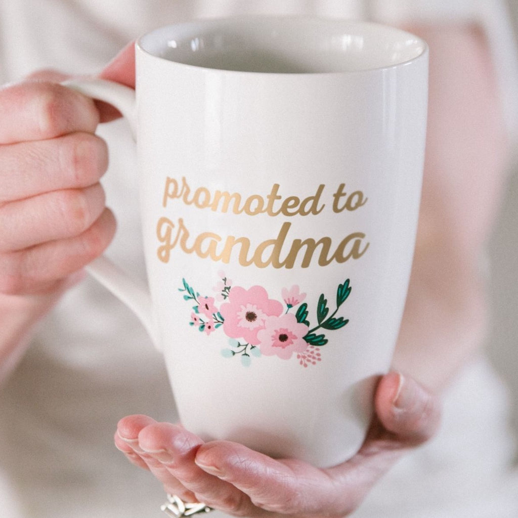 Pearhead Promoted to Grandma Mug