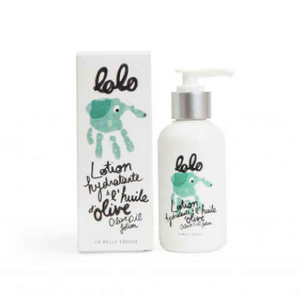 Lolo Olive Oil Body Lotion