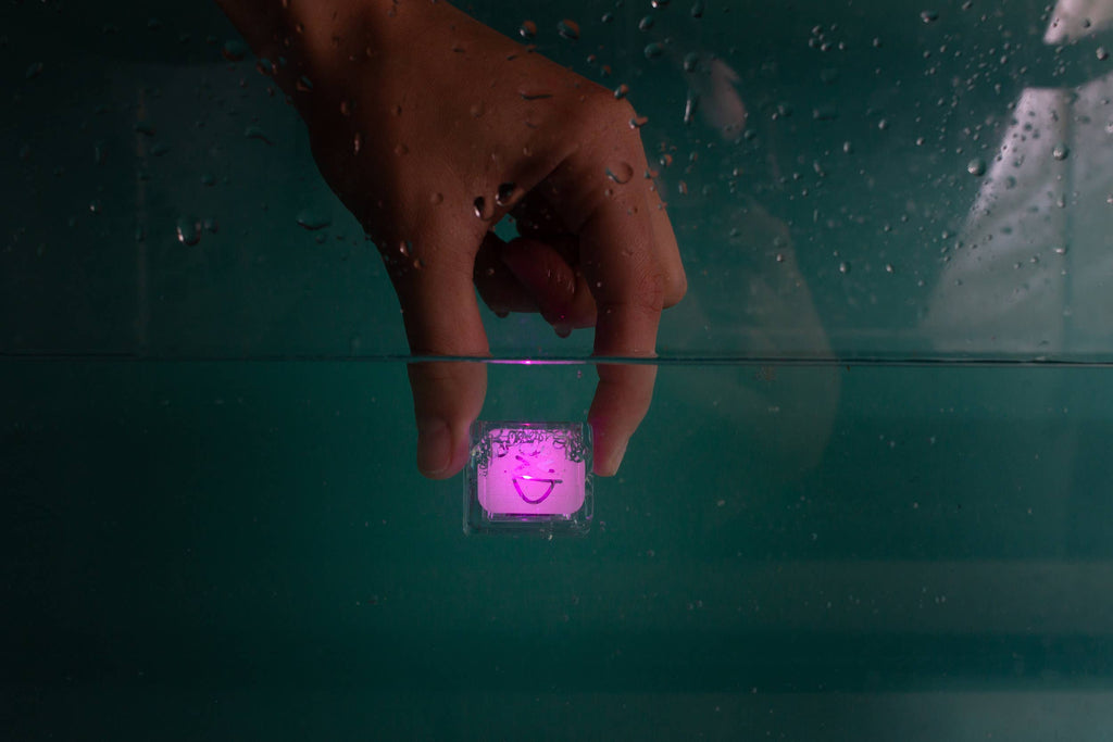 Glo Pals Light Up Cubes