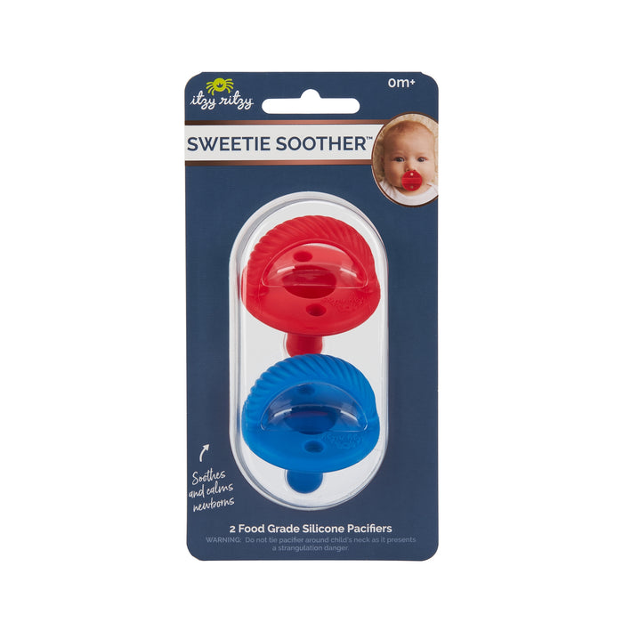 Itzy Ritzy Sweetie Soother Pacifier Set