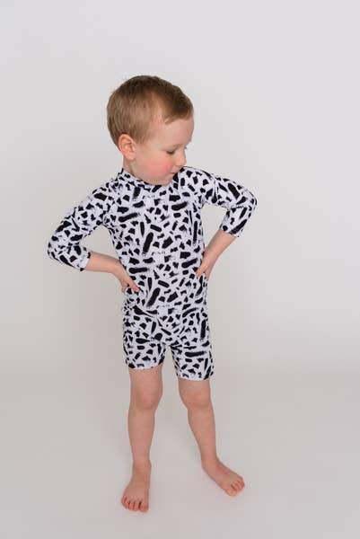 Current Tyed Clothing Sunsuit